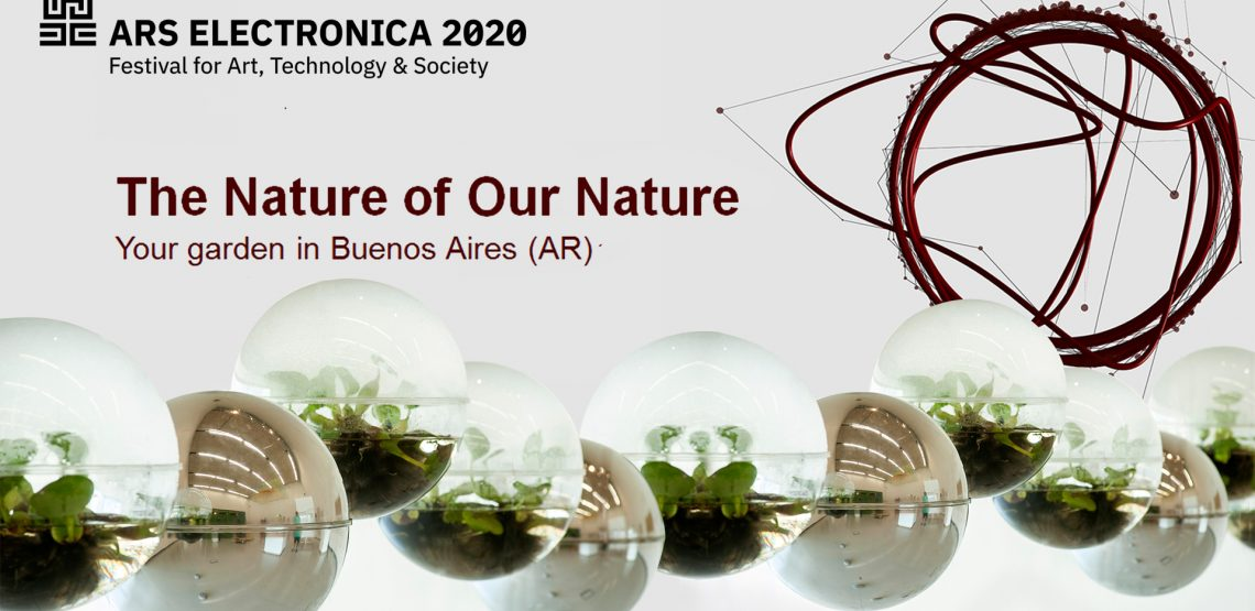 The Nature of Our Nature - ARS ELECTRONICA 2020